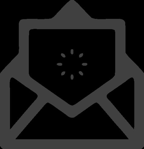 Direct Mail Symbol